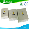 IP65 Protection Photovoltaic pv Array Solar Combiner Box