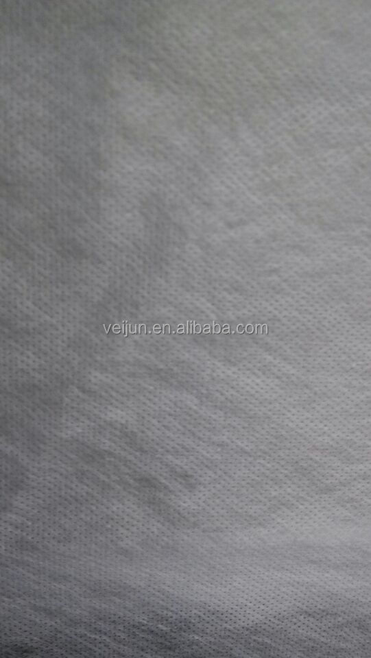 Hot water soluble paper for embroidery backing