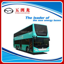 China produced Double decker bus for sale