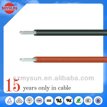 1.5mm high voltage silicone flexible electrical wire
