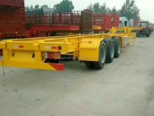 Fuel Oil Crude,Petrol Tanker Container Semi Trailer For Sale