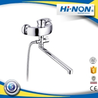 New style popular Sink Shower Mixer Faucets Tap Long Spout Bathtub