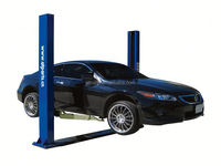 ATPARTS ATL- 2035D launch tlt440w wheel alignment 4 post car lift with double point release