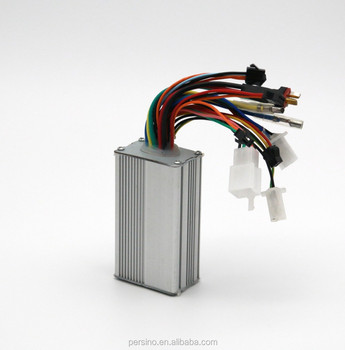 24V350W ELECTRIC MOTOR CONTROLLER
