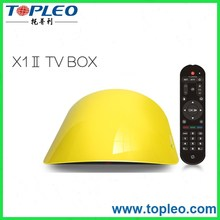 New model X1 II RK3229 ZIDOO TV Box Android 4.4 1G/8G 2.4GHz WiFi