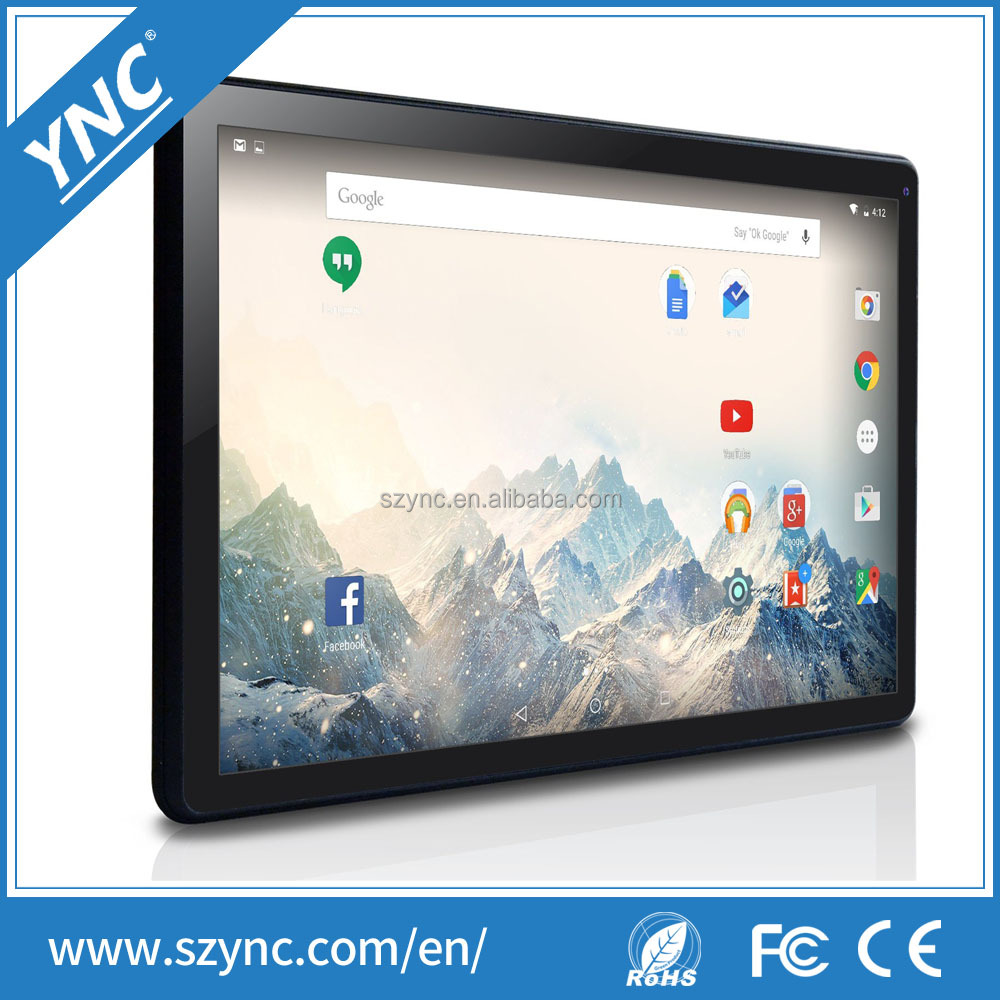 7 inch Quad Core Android 5.1/6.0 Tablet PC,1024x600 IPS Display, Bluetooth 4.0, Dual Camera, FCC Certified