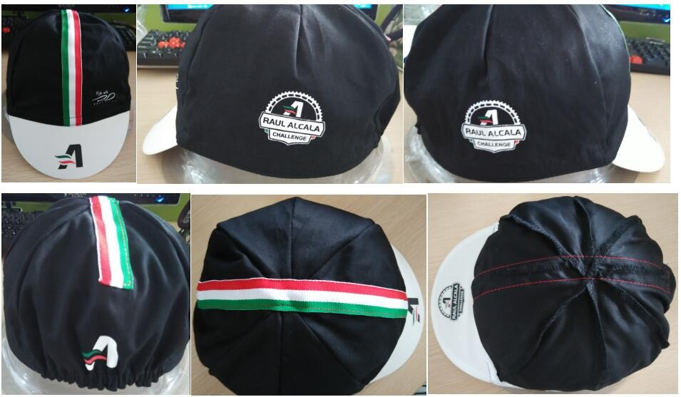 Humanized Design Promotional Price Plain Red Wholesale Cycling Caps