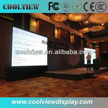 shenzhen factory curved projection screens