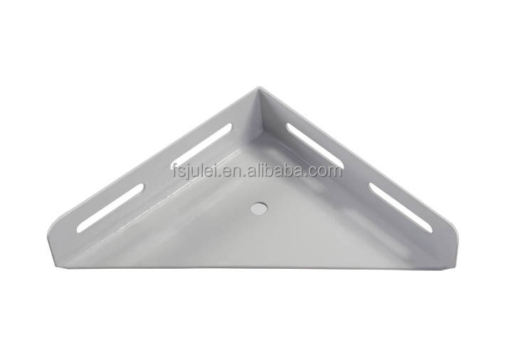 furniture component bed corner support metal angle brackets for bed frame DJ-B17