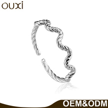 Latest Simple Silver Sterling Finger Cuff Ring Designs Rings Jewelry Women