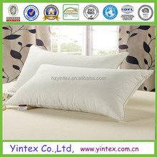 Wholesale high quality pillow for home hotel ball fibre filling pillow
