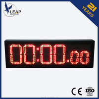 outside interval display led timer/ electronic interval timer/digital interval timer