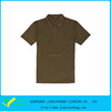 Latested Solid Color Fitness 100% Dri Fit Man's Golf Polo Shirts