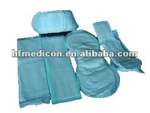 women sanitary pad underpad medical disposable