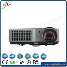Full HD 3D LED Projector 800*480 for Home Theater