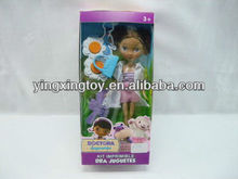 hot sell 9inch fashion doll toy doc mcstuffins
