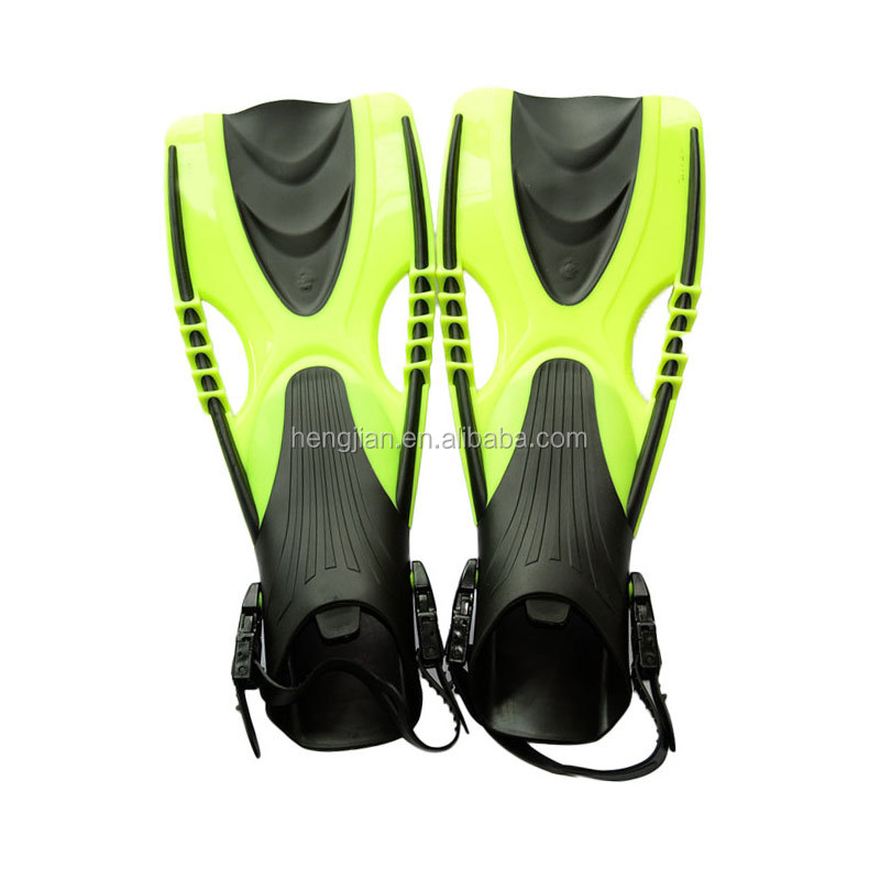 Perfect silicone swimming web-footed diving fins flipper