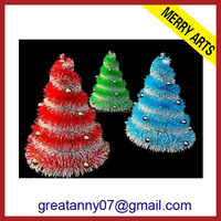 2014 new hot style christmas decoration green feather christmas tree christmas tree lot supplies