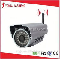 Waterproof P2P 720P IR Camera mini ip camera YJS-C9728 best IP CCTV camera