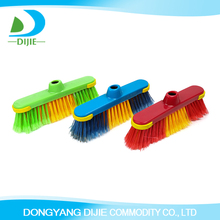 wholesale low price high quality household plastic sweep easy broom