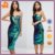 OEM high quality sequin sexy party dress,sleeveless girls luxury dress