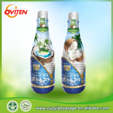 1L Natural Fresh Premium Plastic Bottle Coconut Water