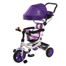 Multi function baby tricycle manufacturer in China