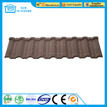 China glazed roof tiles barrel roofing tile factory in China the same quality as Tilcor Shake