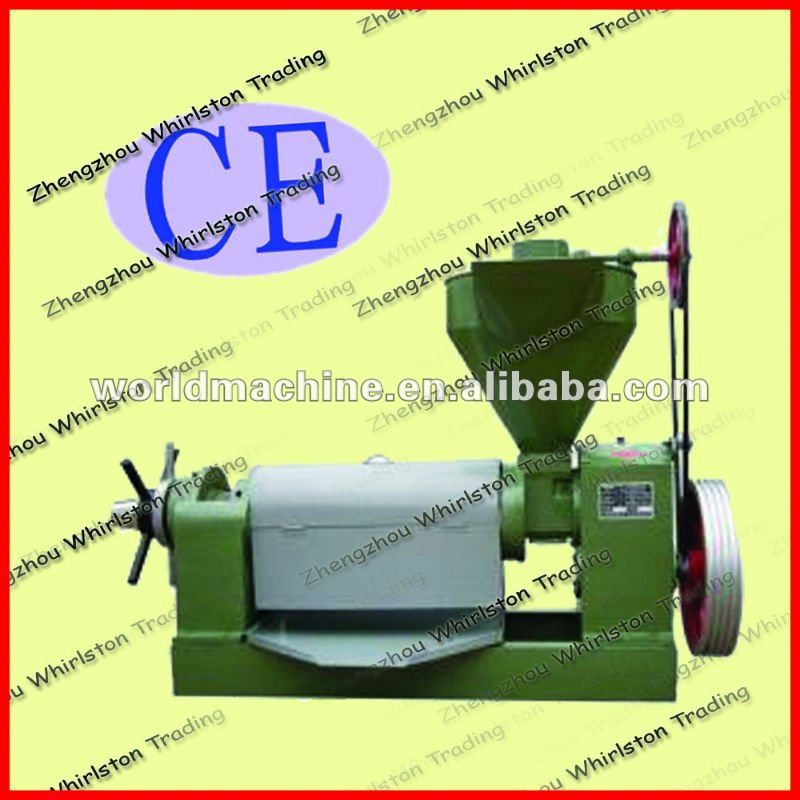 CE 6YL-120 COTTON/BAOBAB seeds oil press machine