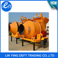 high efficiency electric concrete mixer spare parts and mortar mixer machine in china factory