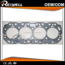China Customise Engine Cylinder head gasket 11115-48022 for Toyota 2J