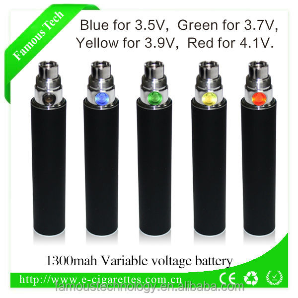 2016 best EGO battery manufacturer China suppliers vape pen cigar e ego vv battery