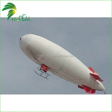 Inflatable rc blimps/high quality helium balloon/advertising inflatable rc blimp for sale