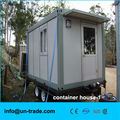 Mobile bathrooms