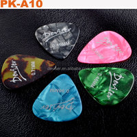 Celluloid guitar picks guitar accessories