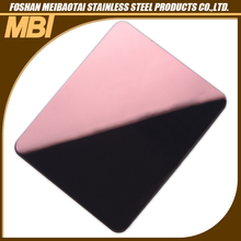304 no 8 mirror polish finish stainless steel sheet