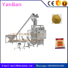 YB-420F vertical automatic curry powder/flour packaging filling machine 1kg-2kg