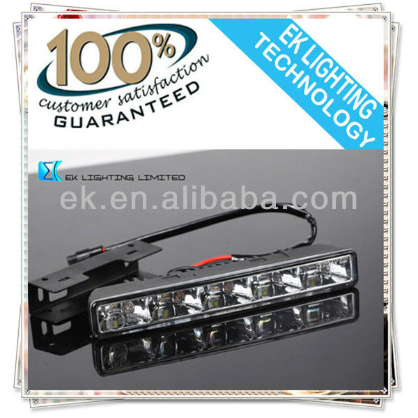 Best price Ultra Bright LED Day Daytime Running Light Kit Lamp/car led lights