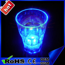 Novelty Cool Led Flashing Whisky Glass For Party 2015