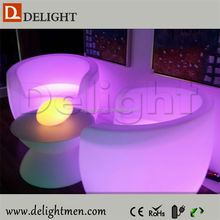 Top sale lighted waterproof 16 color changing remote control led home garden sofa furniture