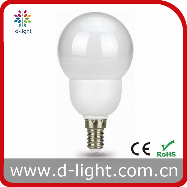 7W Globe CFL Light Bulbs 350lm 35W Incandescent Replacement 60*110mm E14 E27 Energy Saving Light Bulbs CFL Wholesale from China
