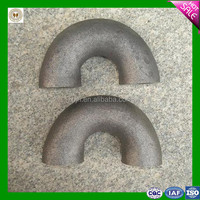China supplier 180 degree elbow tube bends