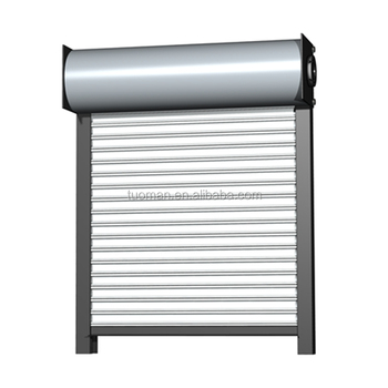 Different colors aluminium roller shutter