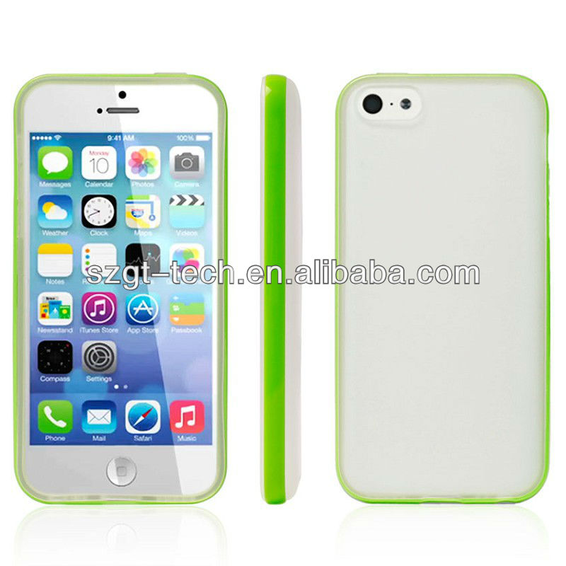 Design custom TPU case and covers for Iphone5C