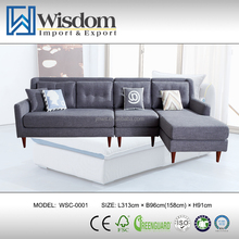 Outstanding Spanish Style Microfiber Bed Cum Sofa Relaxing