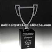 Noble Crystal Winners Cup Corporate Award Trophy