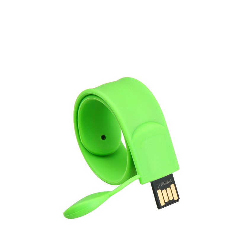 Silicone bracelet bulk cheap 1tb cassette tape usb flash drive
