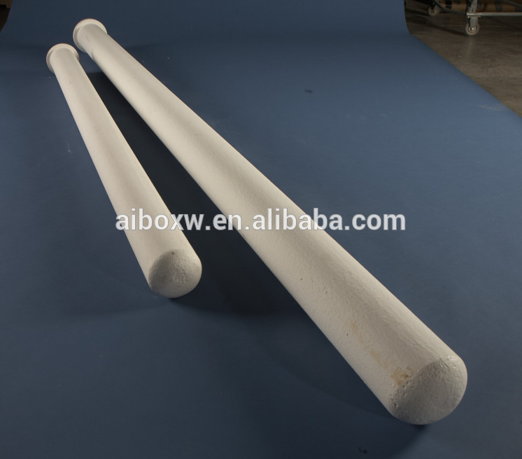 Alumina Ceramic Filters Pipes Precision Ceramic Tubes Cheap Price