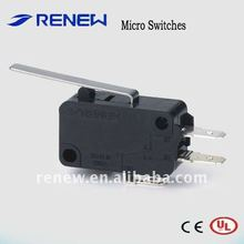 hinge lever sensitive micro switch (for home appliance using)/omron level switches