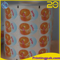 Plastic Laminating Polythene Packaging with Safety Food Grade